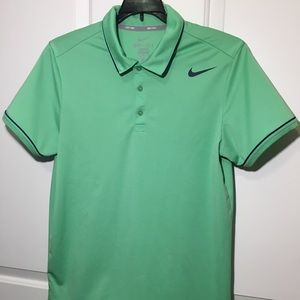Nike Dri Fit mens polo shirt